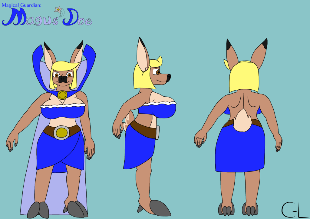 Magus Doe reference sheet