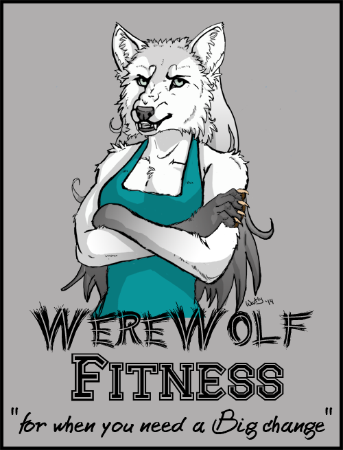Featured image: WereWolf Fitness - For when you need a BIG change