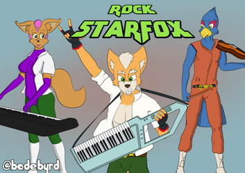 Rock Star Fox