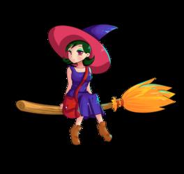 :Zelda OoA/OoS: Maple