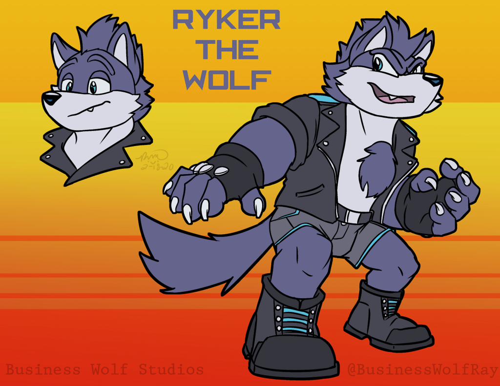 Ryker the Wolf