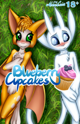 BlueBerry Cupcakes - Cover