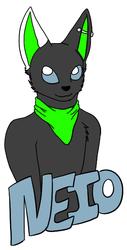 Neio badge