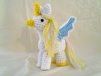 February Unicorn Hippogryph