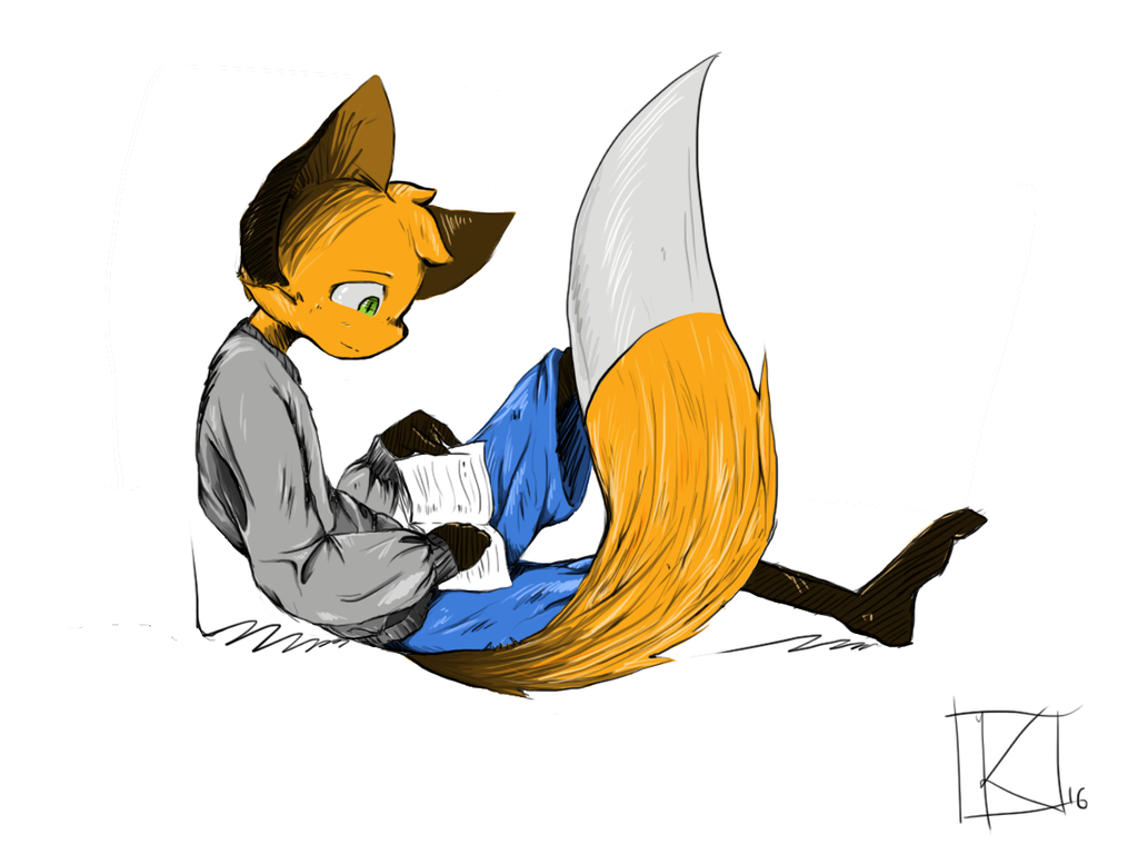 Most recent image: Reading