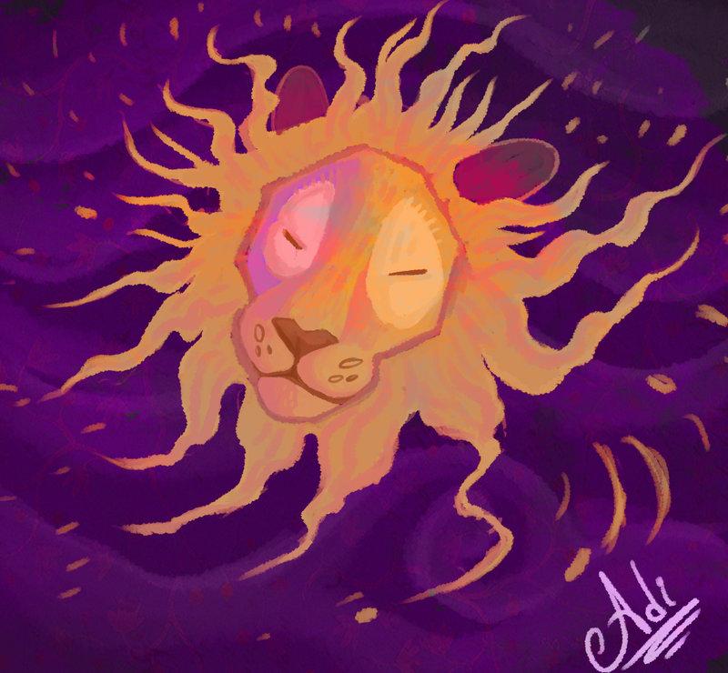 Sun Lion