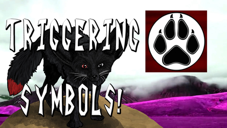 VIdeo Furry Raiders and Triggering Symbols A Fennec Speaks