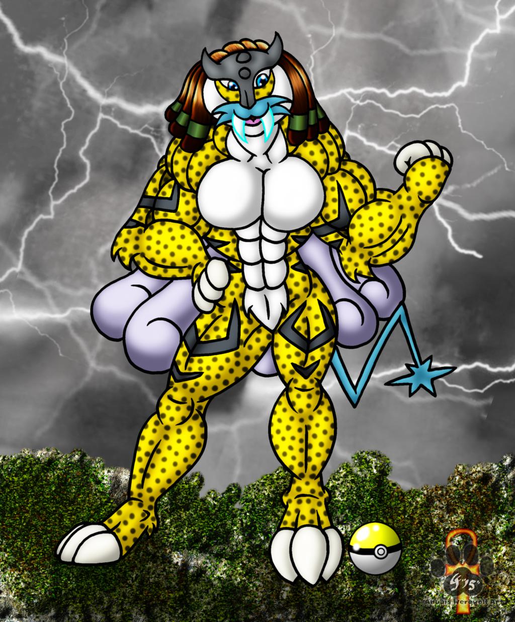 The Cheetah Raikou