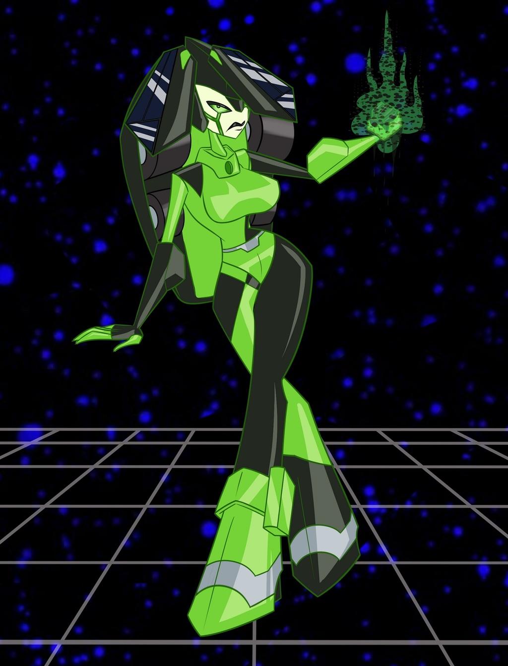 She Go-Bot