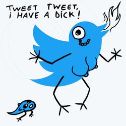 Tweety gets me banned