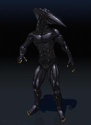 COMM - Dark Alien Rubber