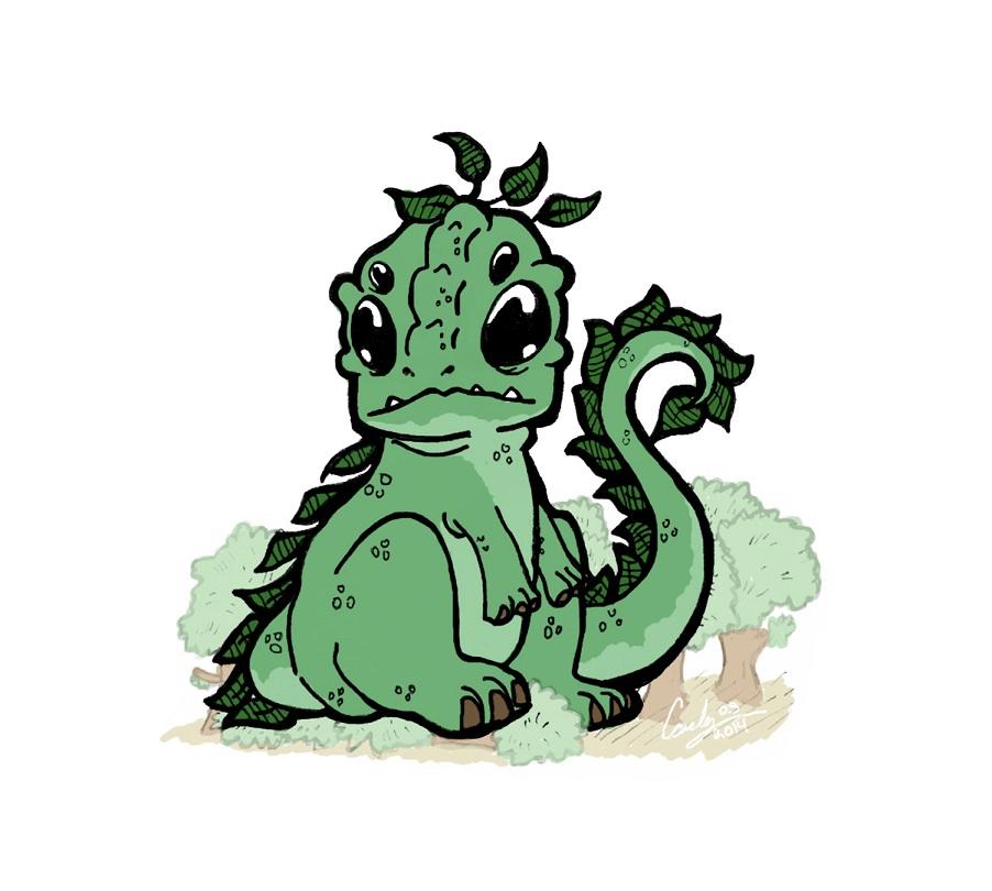 Leafy Kaiju