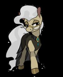 [Commission] Fancy Mayor