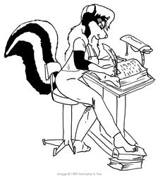 (1999) Tali Writing