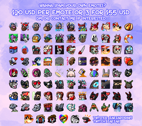 Let there be emotes!