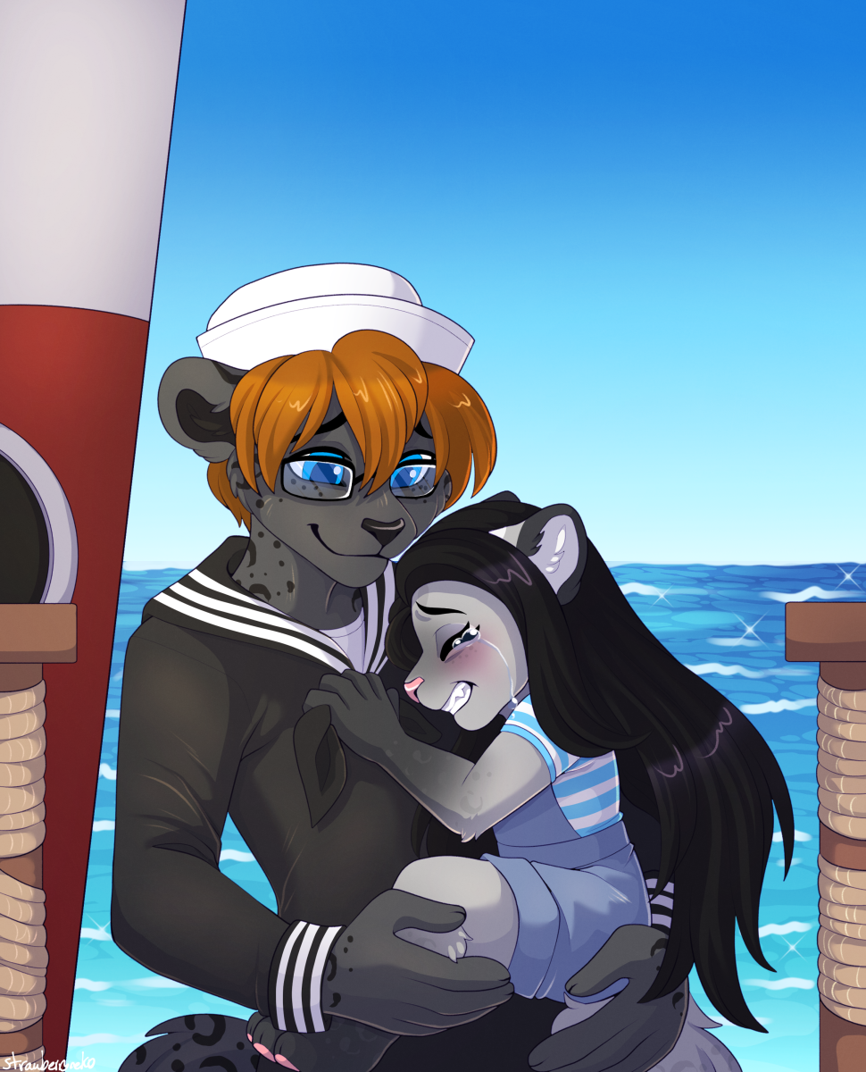 Leaving to Sea - Commission