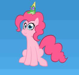 Pinkie Pie + Gummy