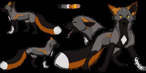 Fox Fursona
