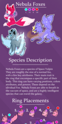 Nebula Foxes