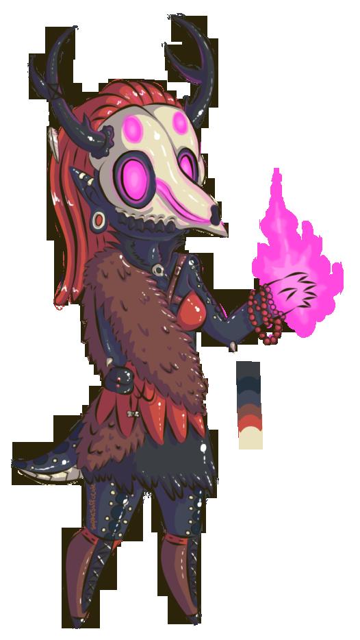 Witch~Dragon Adopt~Taken