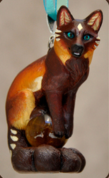 Character Auction Ornament - Marius