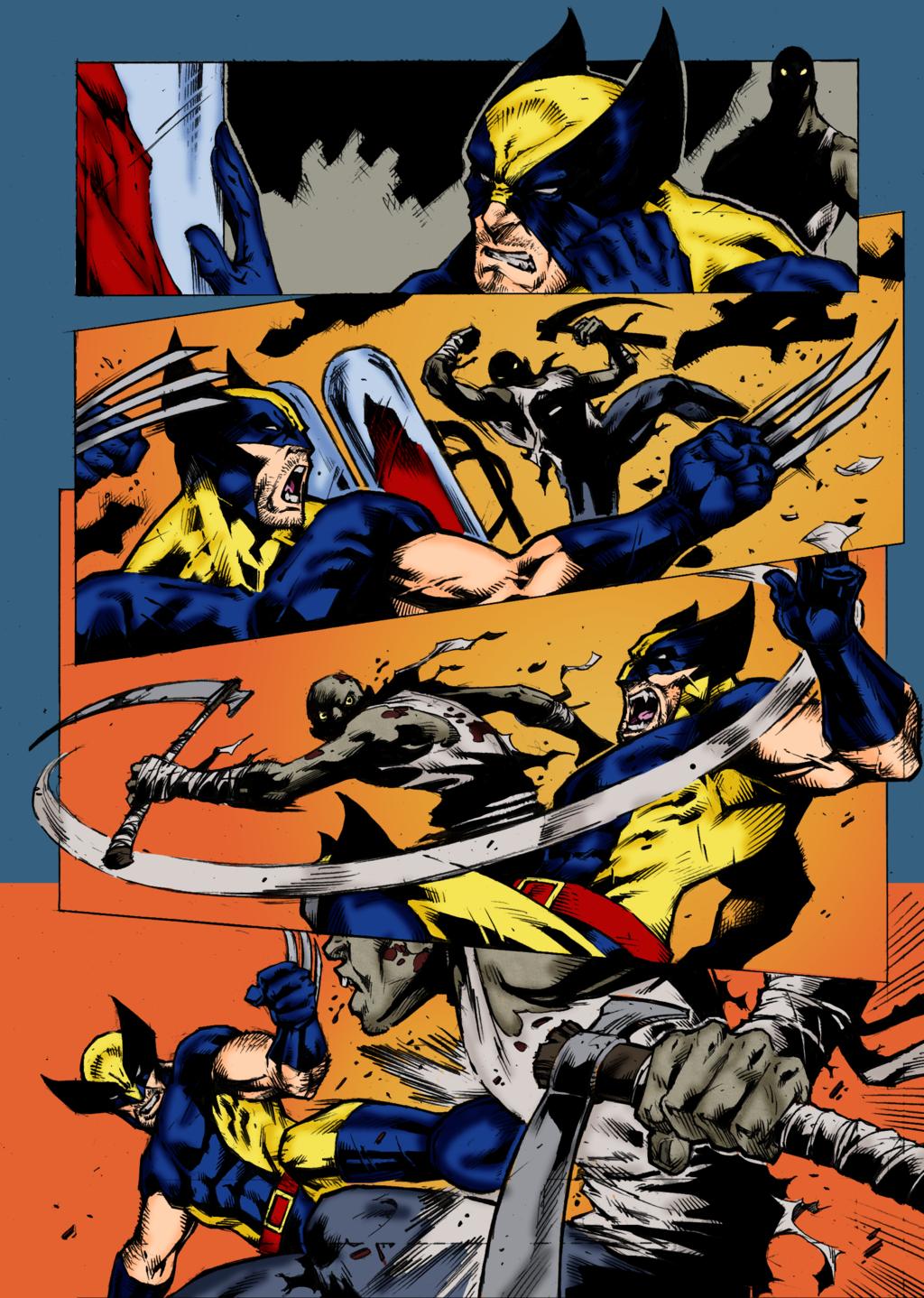 Wolverine Page 4