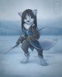 Arctic wanderer