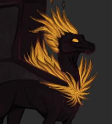 30 Day Dragon Challenge 1: Fire