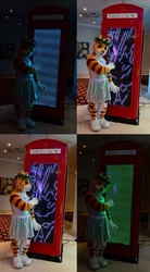 Leinir & The Glowy Phonebox