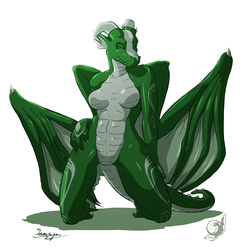 Lady Zuflux - SFW