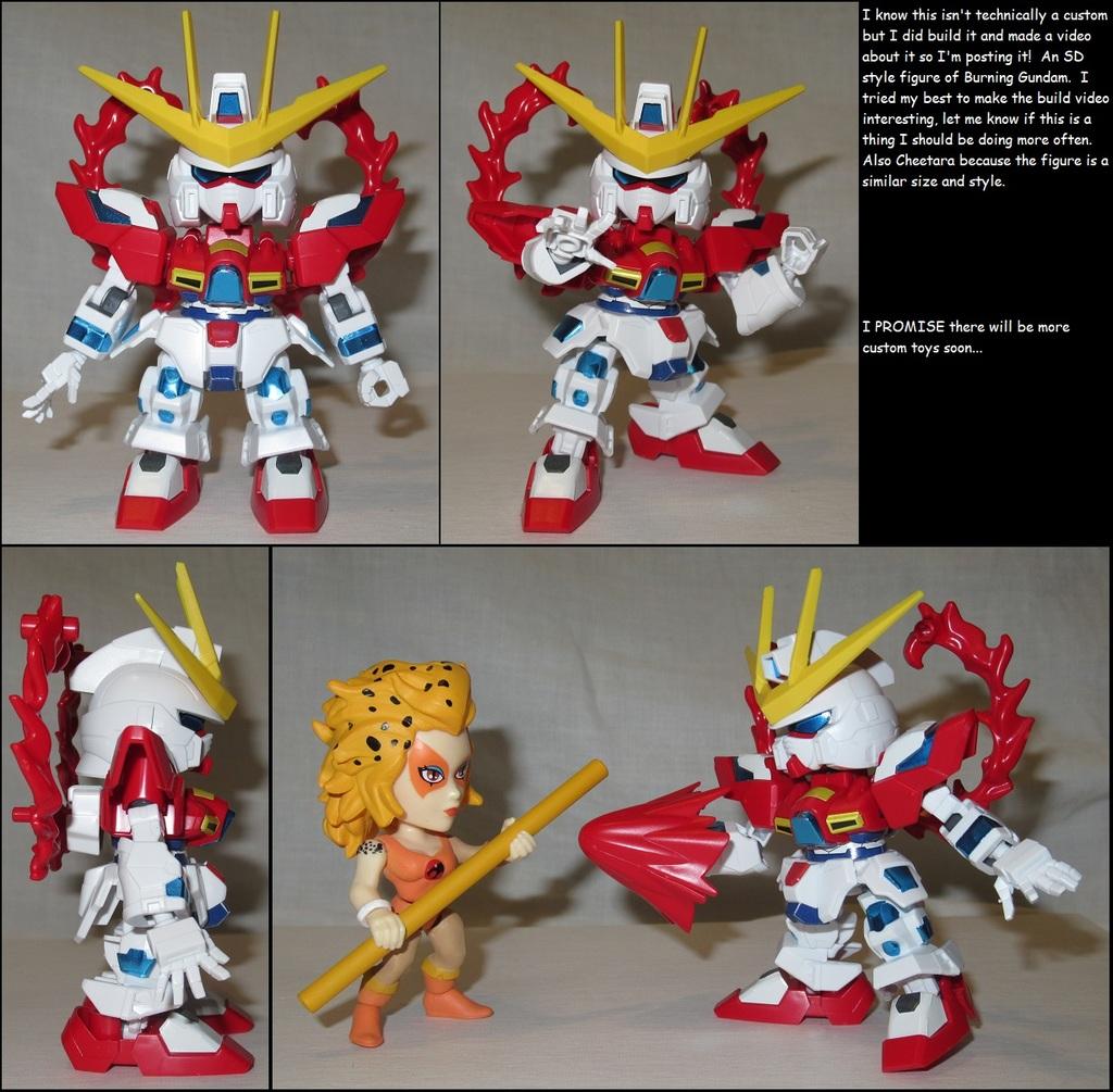SD Burning Gungam kit