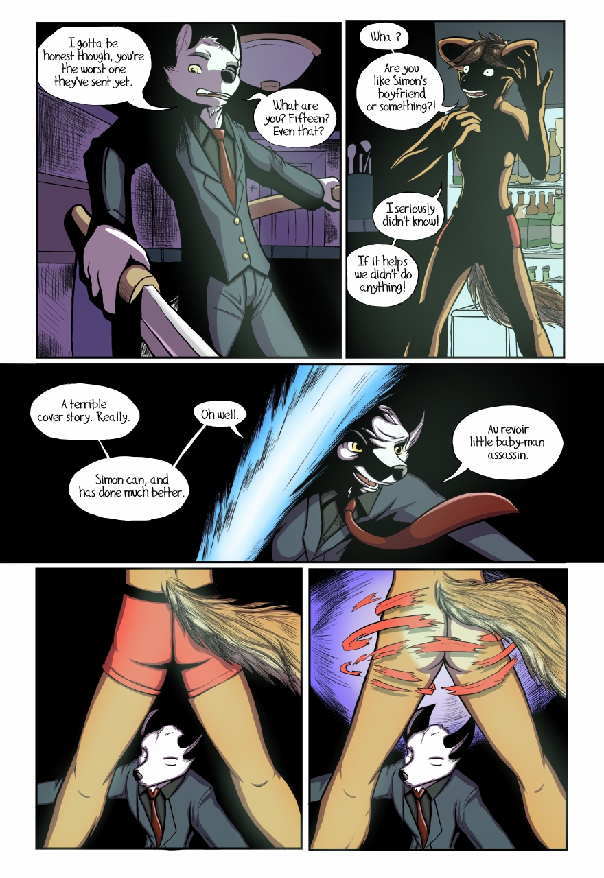 False Start-Issue #2 Page 9
