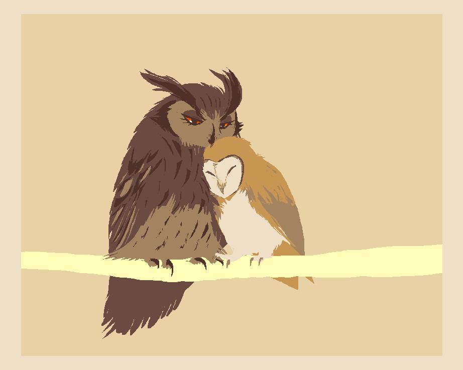 bein' owls