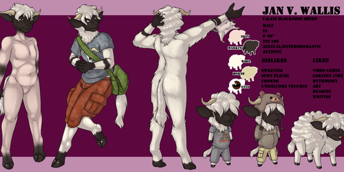 Jan Character Reference