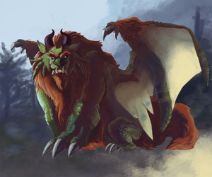 Foo Dragon