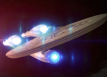 Federation Starship, USS Enterprise