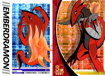 Digimon cards