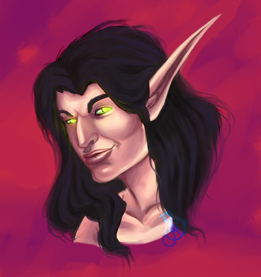 - World of Warcraft:  Arturio Lovelace -