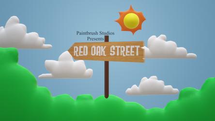 Red Oak Street - Logo