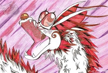 Dragon spirit ...