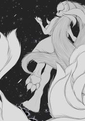Celestial Impressions - Sketch