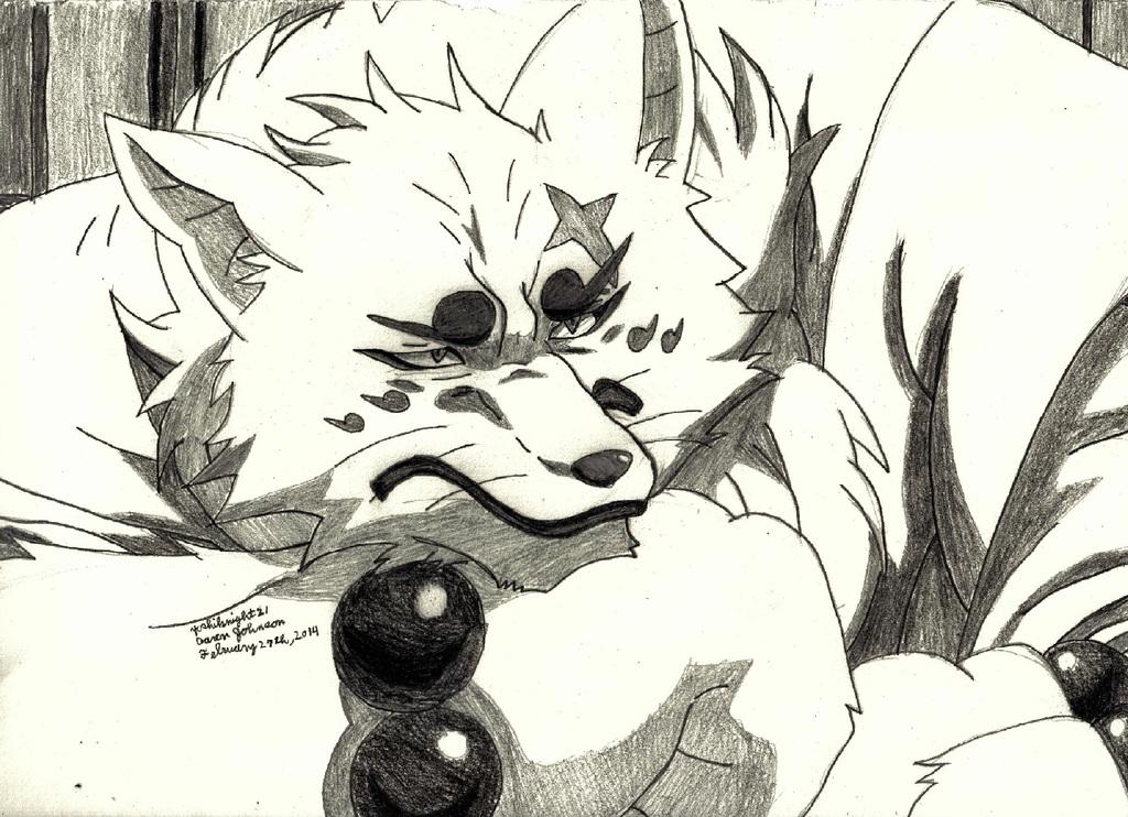 Gintarou (Gingitsune) #2