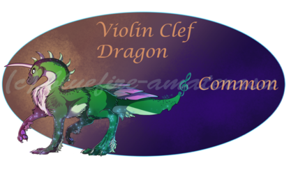 Violin Clef (common)