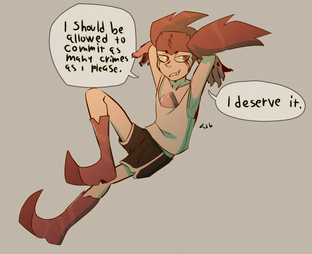 Most recent image: shes right