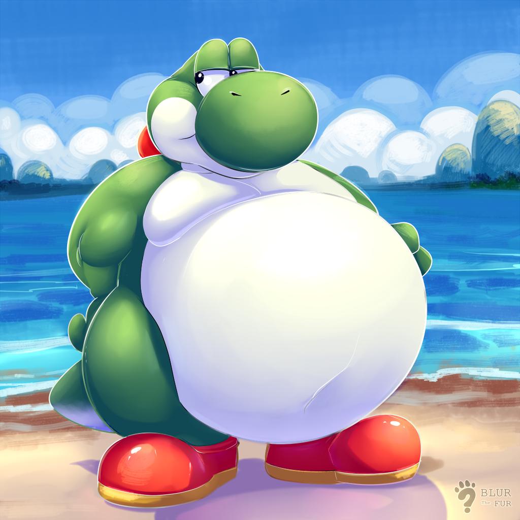 Fat Yoshi
