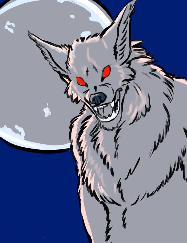 Featured image: Werewolf Wednesday-23-07