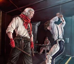 August Interrogation