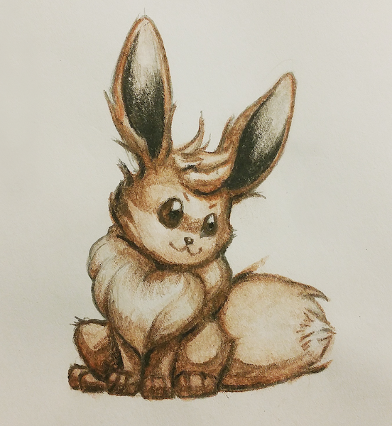 Most recent image: Eevee