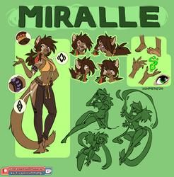 Miralle Refsheet