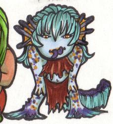Maelspawn chibi profile